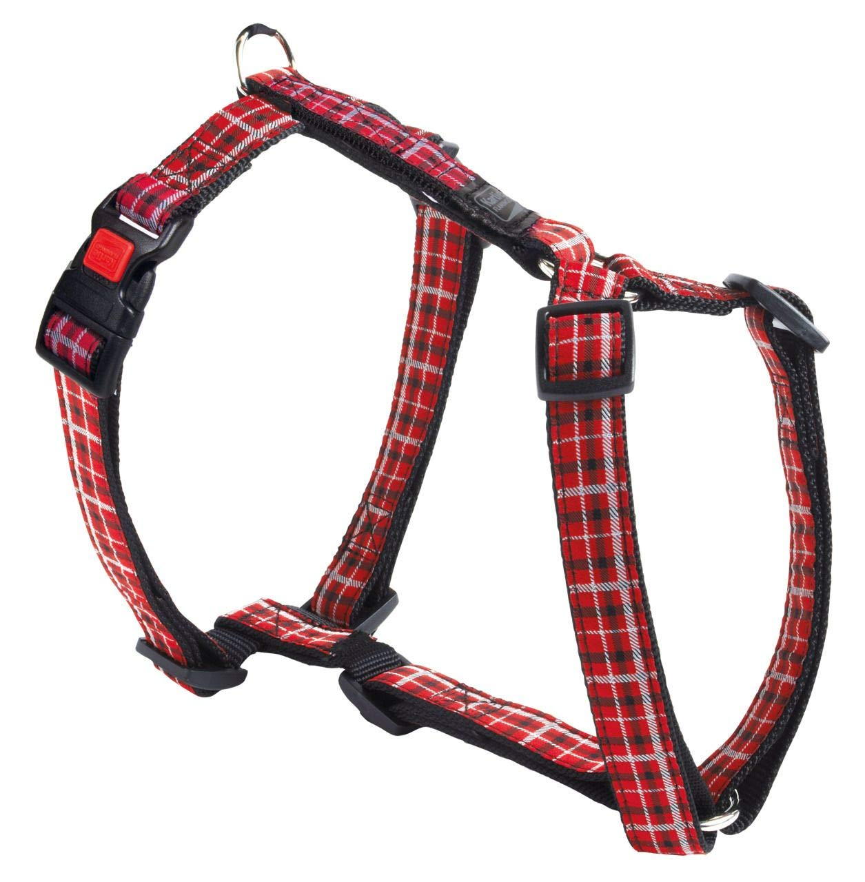 Karlie K Tartan Arnés M 45-70Cm20Mm 600 g: Amazon.es: Productos ...