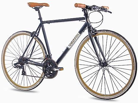 CHRISSON 28 Pulgadas Urban Bicicleta de Carreras Vintage Road 3.0 ...