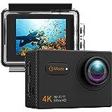 防水カメラ デジタルカメラ フルHD 1080P 24.0MPデュアルスクリーン オートフォーカス デジカメ