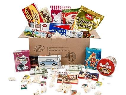 DDR Care del paquete – Dulces Caja De Regalo * 14 ostprodukte regalo OST regalo de