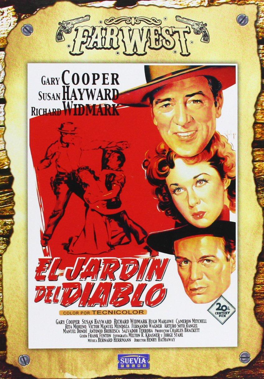 El Jardin Del Diablo [DVD]: Amazon.es: Varios: Cine y Series TV