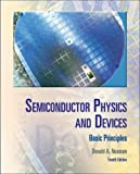 Semiconductor Physics And Devices: Basic Principles