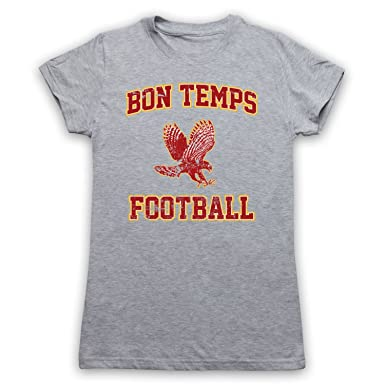 Inspired Apparel Women s Flash Sale Inspired by True Blood Bon Temps  Football Unofficial T-Shirt 59ebbf17cc9e