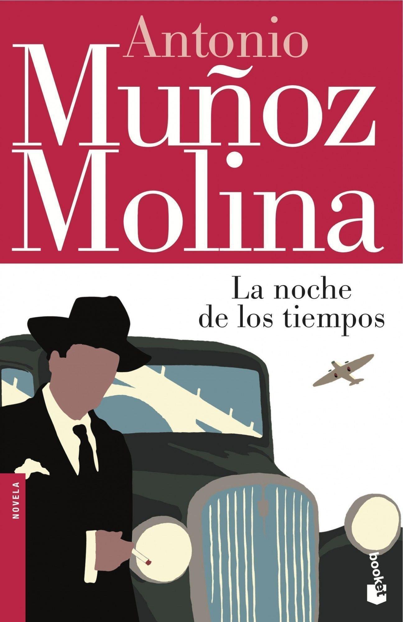 La noche de los tiempos (Gran Formato): Amazon.es: Muñoz Molina, Antonio: Libros