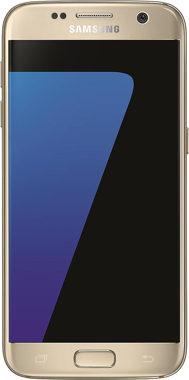 Samsung S7 Oro 32GB Smartphone Libre (Reacondicionado)- Versión Extranjera