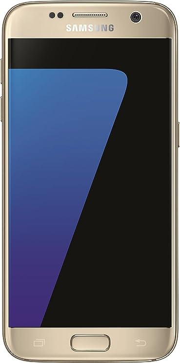Samsung S7 Oro 32GB Smartphone Libre (Reacondicionado)- Versión Extranjera: Amazon.es: Electrónica