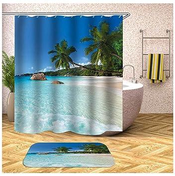 Home-Bathroom Duschvorhang, Schimmel Extra breite/Lange ...