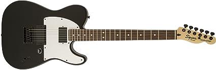 Guitarra Eléctrica Squier Jim Root Telecaster Flat BLK