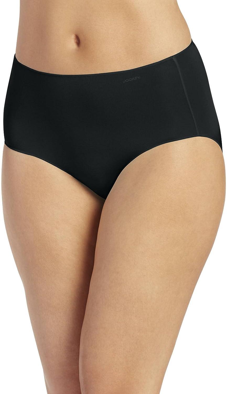 B019LQ12JG Jockey Women's No Panty Line Promise Tactel Hip Brief 712PBa%2Bk7xL