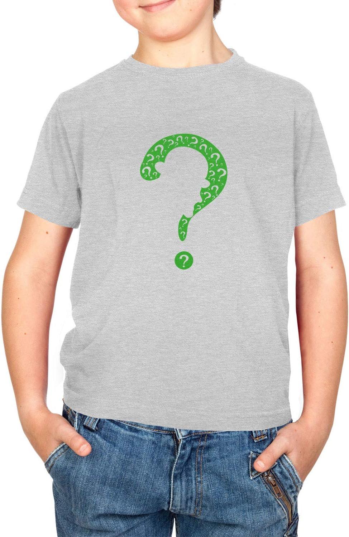 Texlab Riddle Camiseta, Infantil, Gris, Large: Amazon.es: Deportes y aire libre
