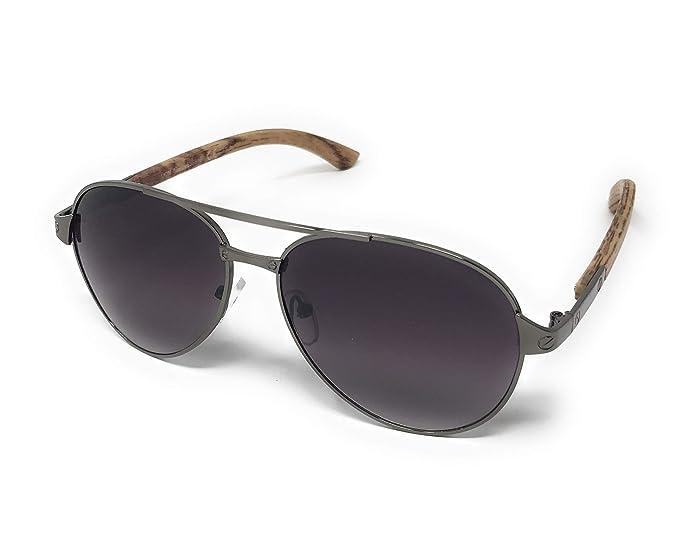 Gafas de Sol Clásico Aviador Piloto con Protección UV400 ...