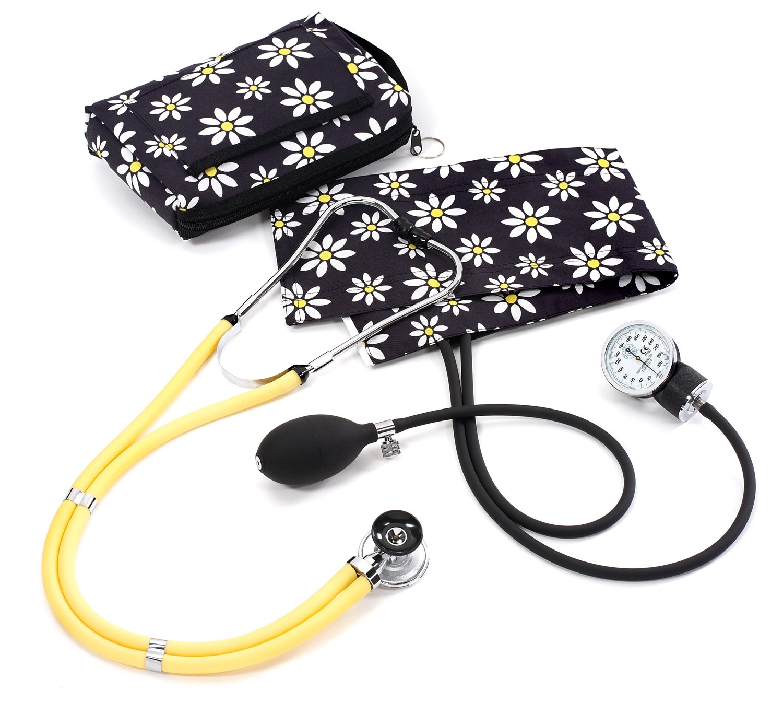 NCD Medical/Prestige Medical A2-SDY - Juego de tensiómetro de brazo y estetoscopio tipo Sprague-Rappaport: Amazon.es: Industria, empresas y ciencia