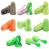 Moldex 8種類使い捨て耳栓お試しSet 日本製Sケース付