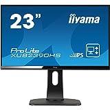 iiyama XUB2390HS-B1 58,42 cm (23 Zoll) Monitor (Full HD, 5ms Reaktionszeit)