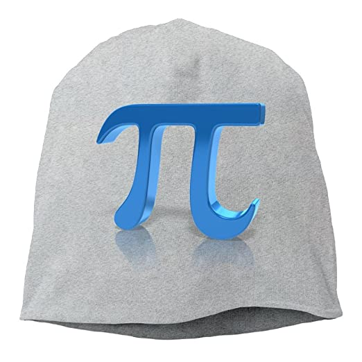 642c6d1c Amazon.com: SESY Pi Symbol Blue Beanies Knitted Caps Skull Hats Unisex Soft  Cotton Warm.: Clothing