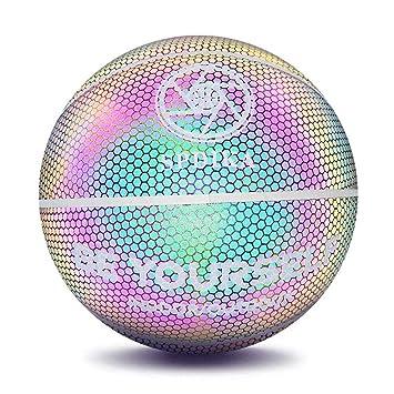 globalqi Exterior Balon De Baloncesto Adulto Baloncesto ...