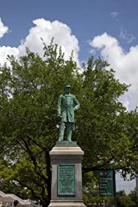 Statue of CS Steamer Rear Admiral of the CS Navy located in Mobile Alabama Poster Print by Carol Highsmith (24 x 36)