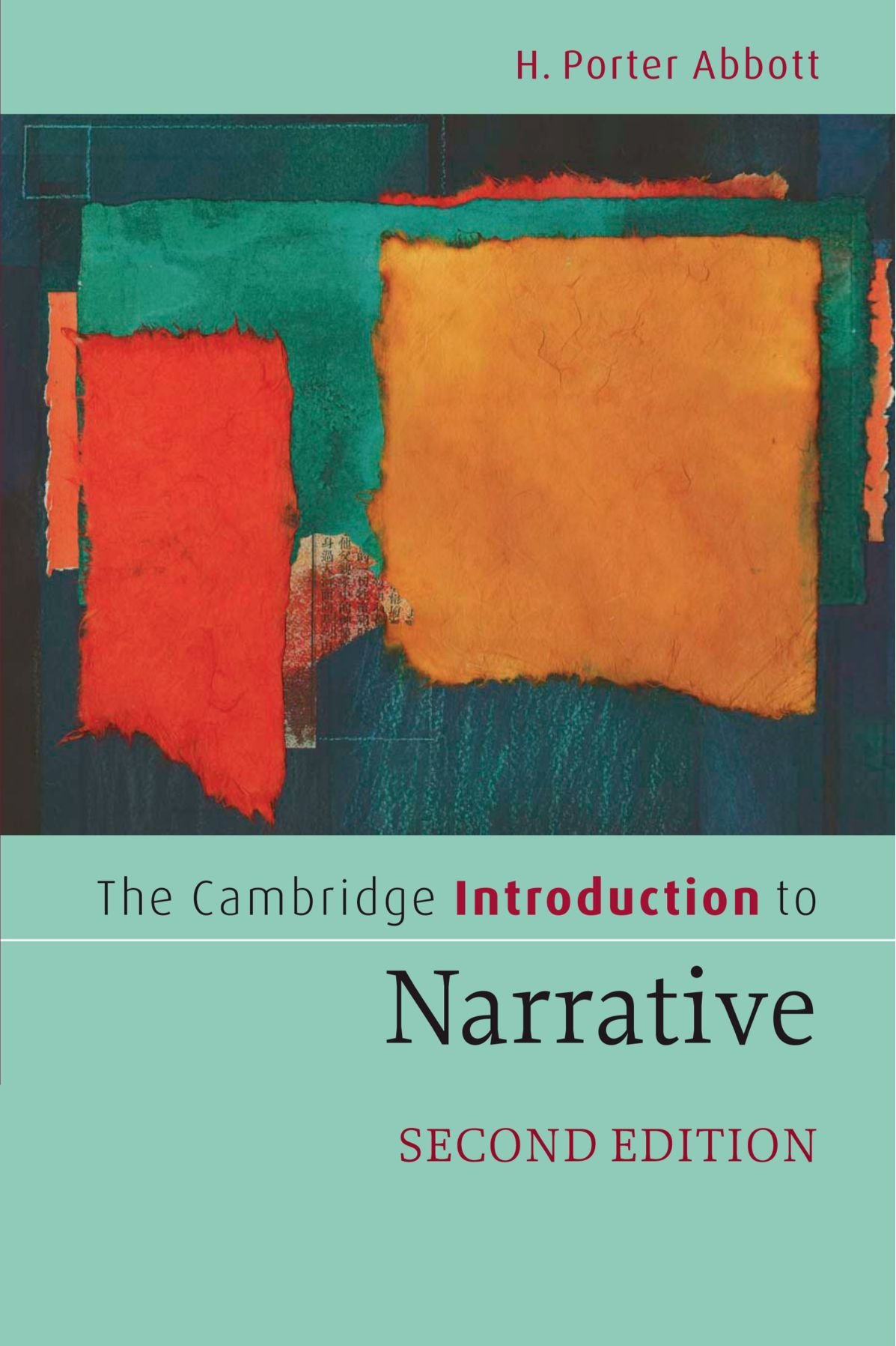 The Cambridge Introduction to Narrative (Cambridge Introductions to ...