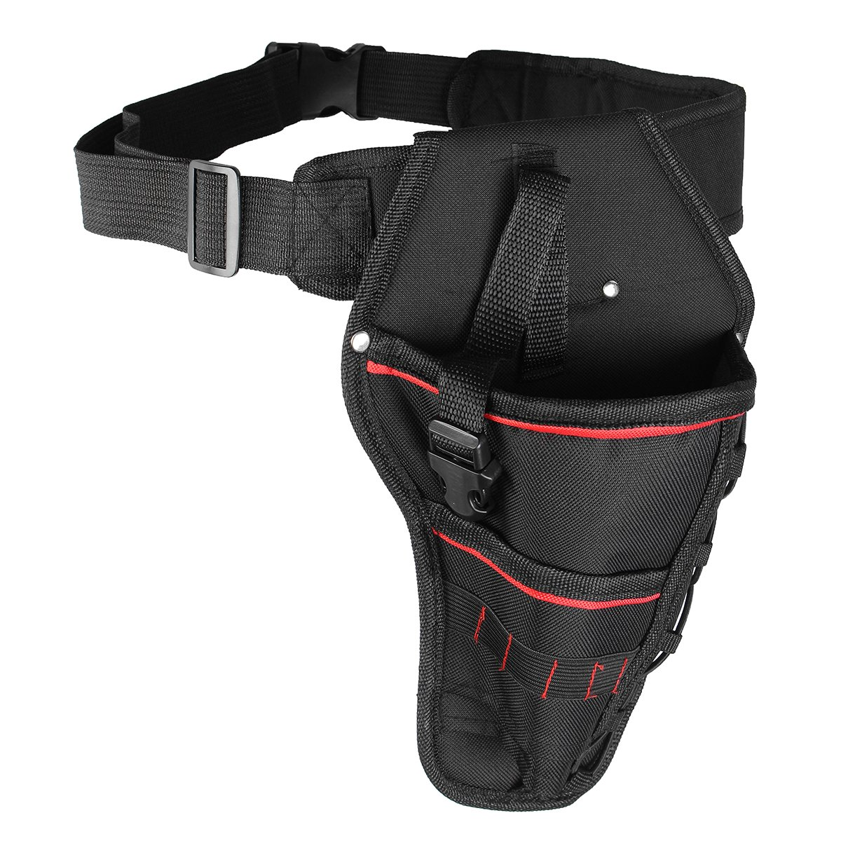 Tool Organizers Cordless Electronic Drill Holster Tool Belt Pouch Adjustable Belt Storage Bag