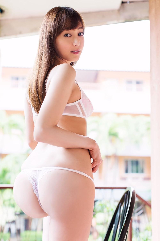 池田夏希さんの水着