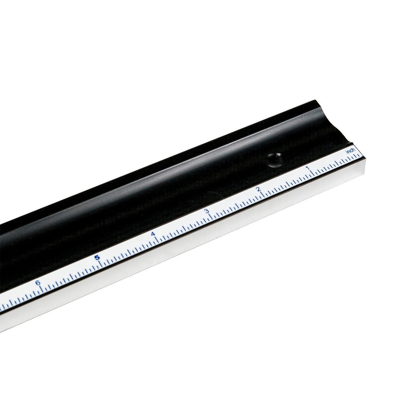 38 POWERTEC 71115 Aluminum Straight Edge