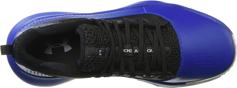 Under Armour Mens Lockdown 4 Basketballschuhe Zapatos de Baloncesto para Hombre