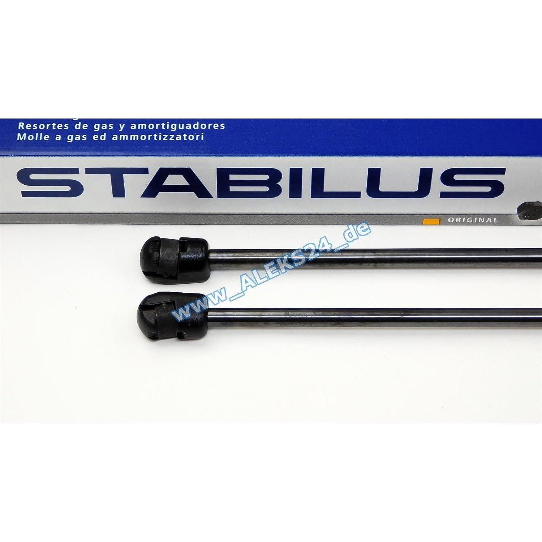 2x STABILUS LIFT-O-MAT LIFTER GASFEDER D/ÄMPFER HECKKLAPPE HECKKLAPPEND/ÄMPFER 7469HX