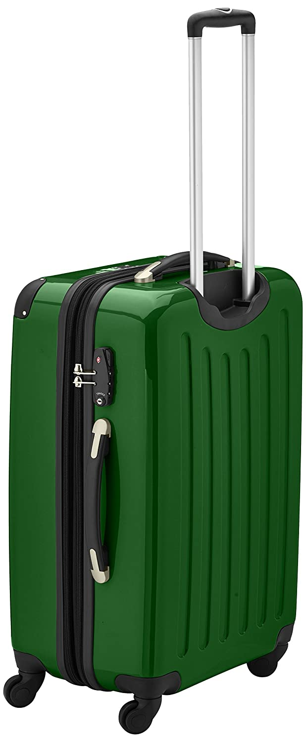 Amazon.com | HAUPTSTADTKOFFER Suitcase Alex, 63 cm, - metal. grün, 39982248 | Suitcases