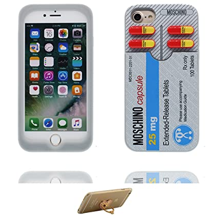 EarthNanLiuPowerTu iPhone 7 Plus Carcasa Case Suave de ...