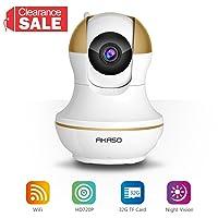 Deals on AKASO IP1M-902 Wireless IP Camera