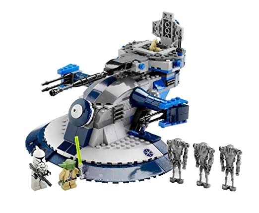 lego star wars 8018 armored assault tank aat amazoncouk toys games