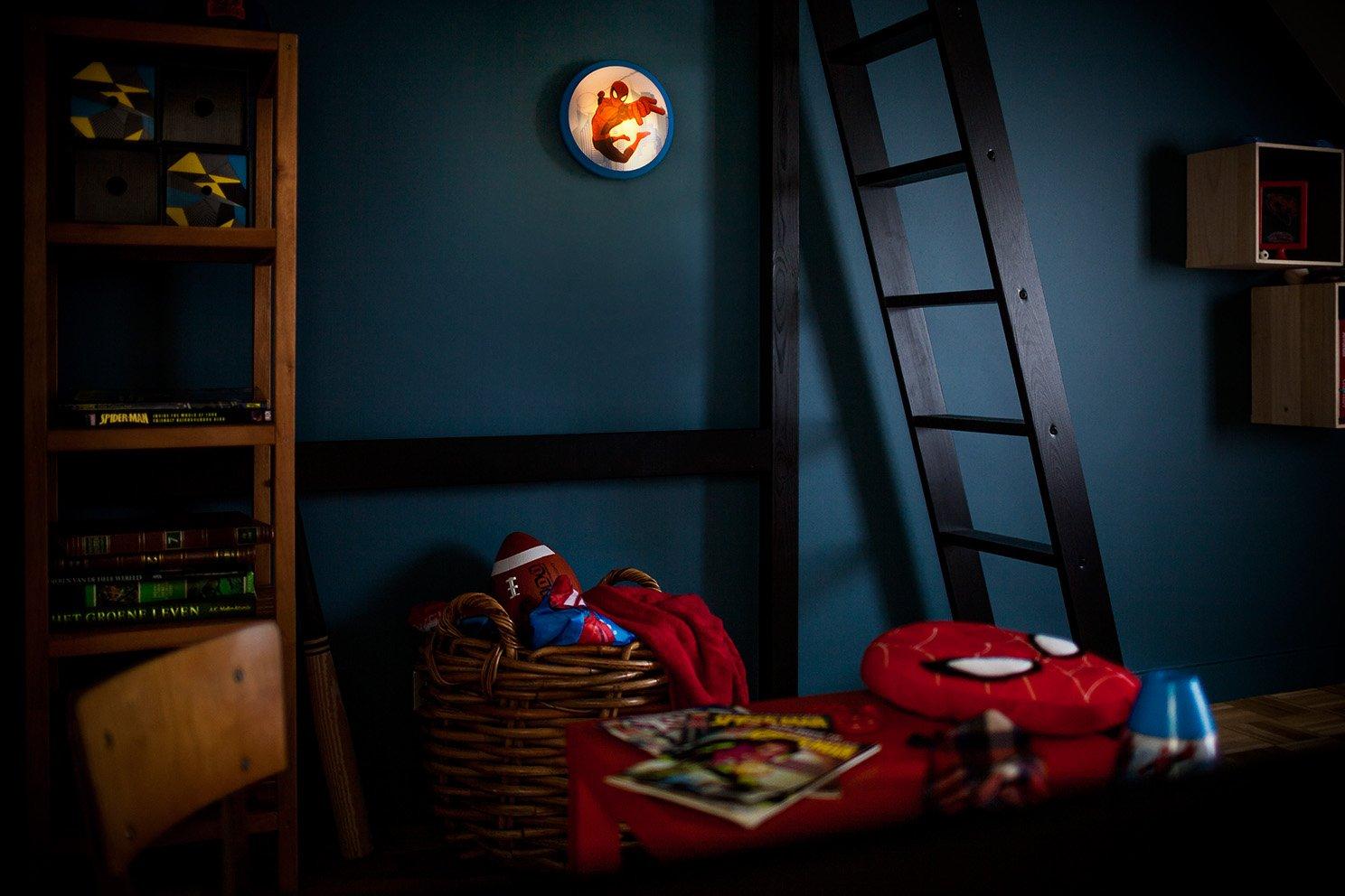 Philips Plafonnier LED Disney Planes Chambre dEnfant Mati/ère Synth/étiques