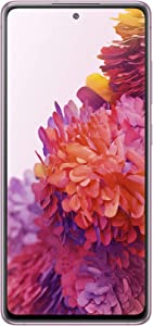 Samsung Galaxy S20 FE 5G | Factory Unlocked Android Cell Phone | 128 GB | US Version Smartphone | Pro-Grade Camera, 30X Space Zoom, Night Mode | Cloud Lavender