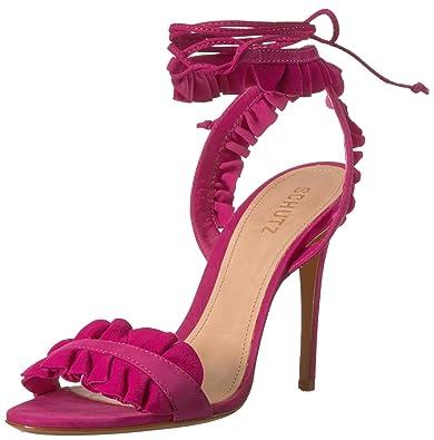 249dcb10fb30 Amazon.com  SCHUTZ Women s Irem Heeled Sandal  Shoes