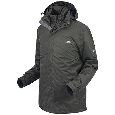 Trespass Mens Pembroke 3 In 1 Waterproof Jacket at Amazon Men's ...