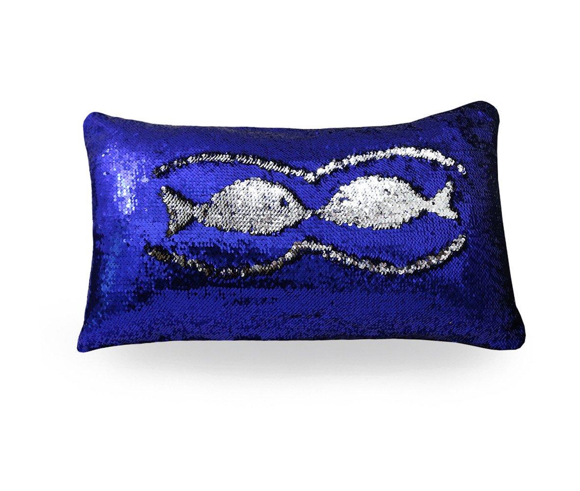 マーメイドスパンコール枕、TRLYC 12