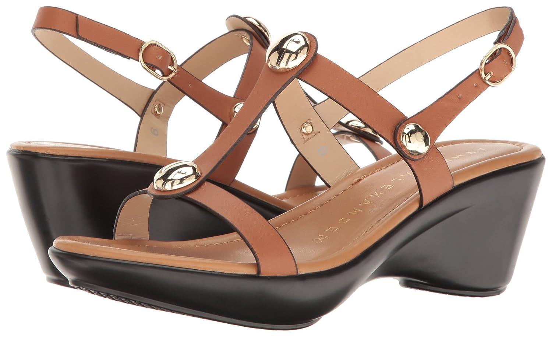 Amazon.com | Athena Alexander Women's Pettra Platform Dress Sandal, Tan, 6  M US | Platforms & Wedges