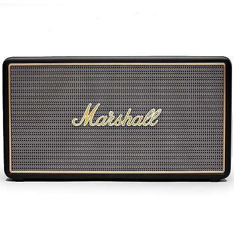 Marshall Stockwell - Altavoz Bluetooth portátil - Negro