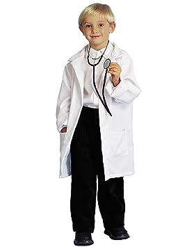 Franco Americana de la novedad 49216-S del traje Doctor ...