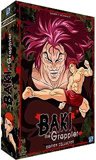 Amazon com: Baki the Grappler: Season 1 and 2: Robert