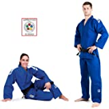 Greenhill Blue Professional Judo Gi IJF Approved 180cm