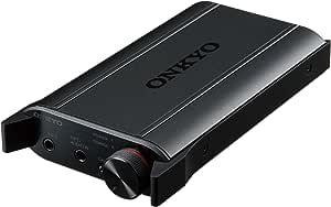 ONKYO Portable Headphone Amplifier DAC Equipped with Black DAC-HA200(B) [Japan Impot]