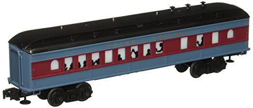 Lionel The Polar Express Diner Car Toys Games