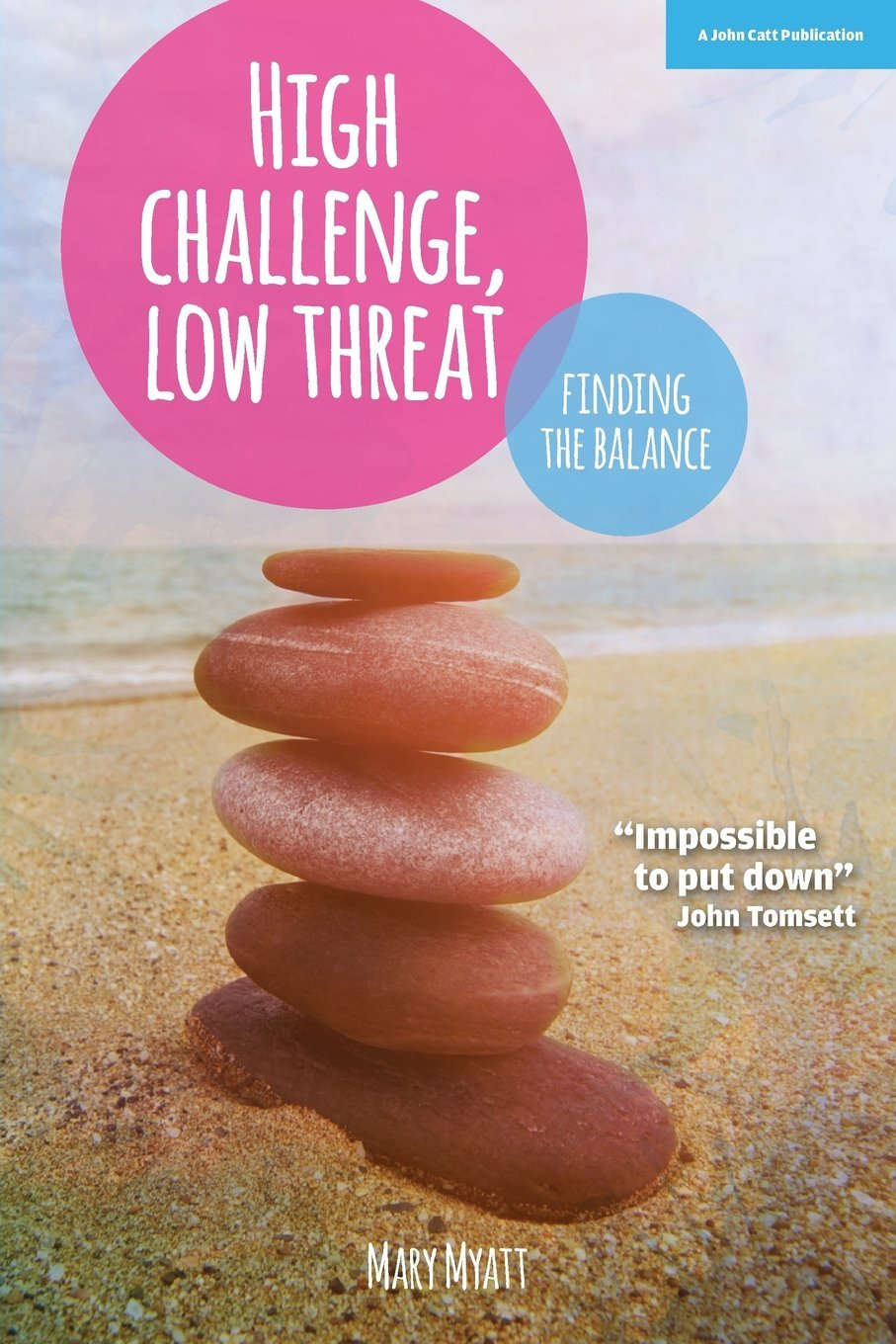 Download High Challenge, Low Threat: How the Best Leaders Find the Balance pdf epub