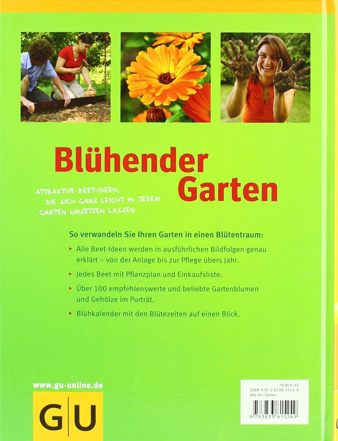 Blühender Garten: Über 15 einfache Beet-Ideen zum Nachmachen GU ...