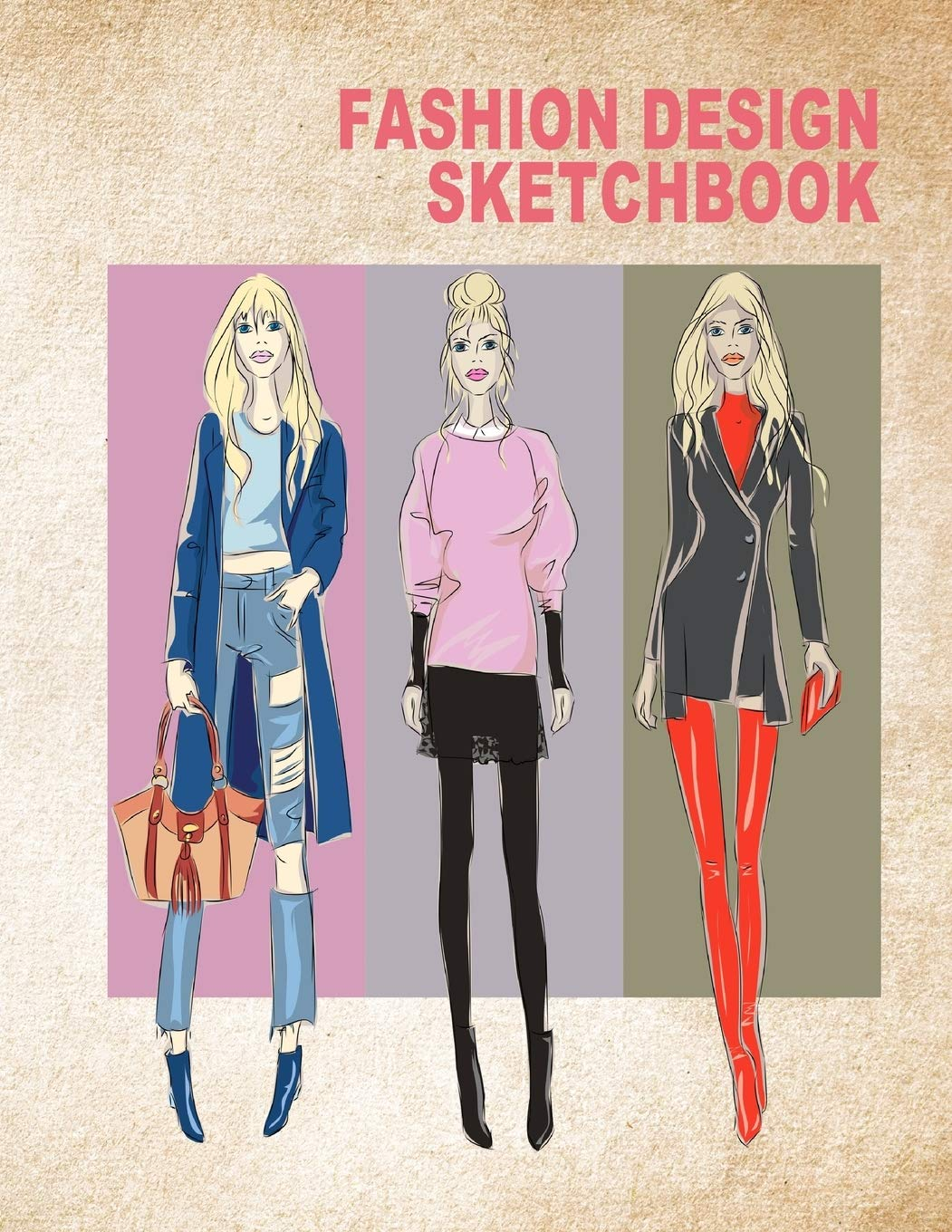 Fashion Design Sketchbook Women Figure Sketch Different Posed Template Will Easily Create Your Fashion Styles Fashion Sketch Ahrendts Angel 9781983009211 Amazon Com Books