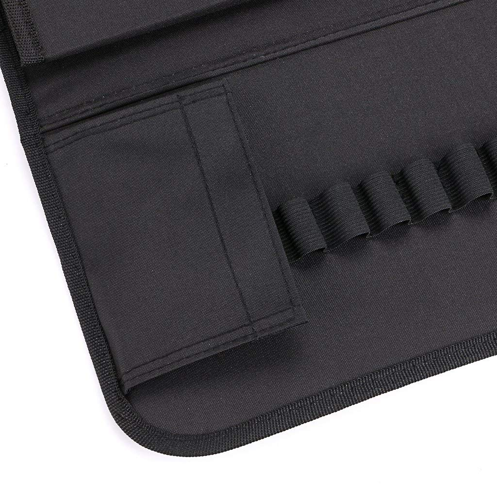 TOOGOO Marker 120 Holders Organizer Case Storage So On Fits from 15Mm to 22Mm Diameter Black by TOOGOO (Image #5)