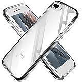 iPhone 7 Plus Case iPhone 8 Plus Case iPhone 6 Plus Case iPhone 6sPlus Case, Crystal Clear Anti-Scratch Anti-Slippery Transpa