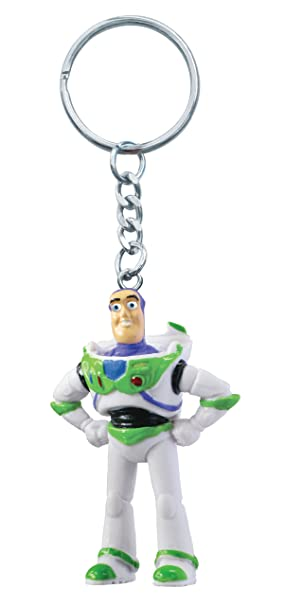 Toy Story Buzz Lightyear Figurativo Llavero: Amazon.es ...