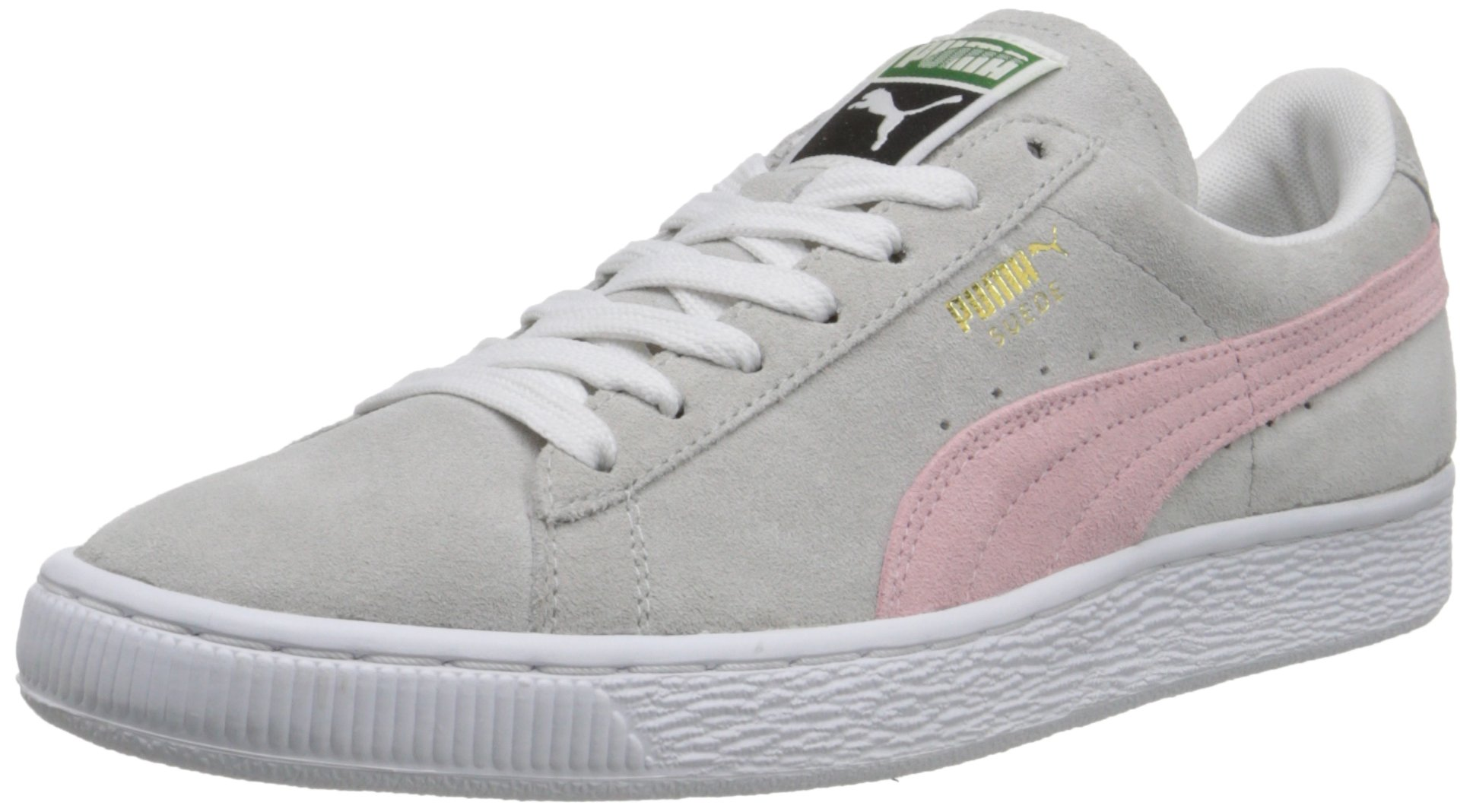 PUMA Suede Classic Women's-W, Gray Violet 5.5 B US